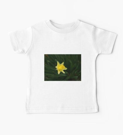 Narcissus Daffodil and leaves Baby Tee