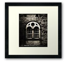 What's on the Other Side Framed Print
