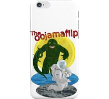 the oojamaflip iPhone Case/Skin