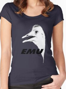 Emu Women's Fitted Scoop T-Shirt