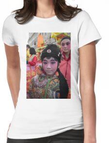 Chinese New Year London Womens Fitted T-Shirt