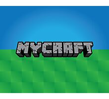 Mycraft Photographic Print