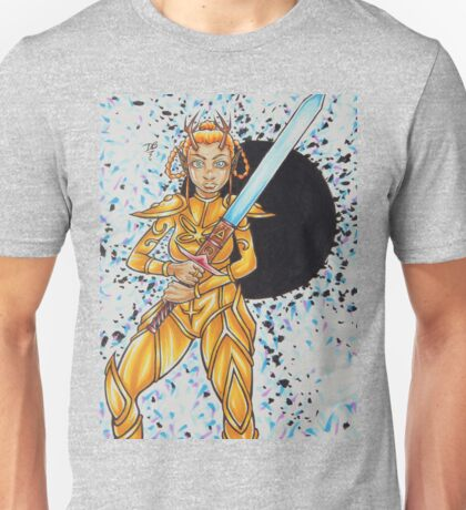 Elder Scrolls Online Wood Elf  Unisex T-Shirt