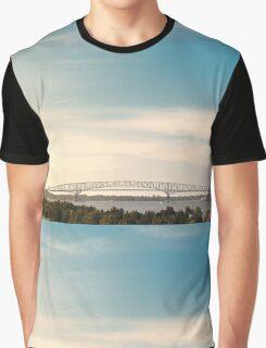 Hart's Bridge Graphic T-Shirt