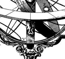 Armillary sphere Sticker