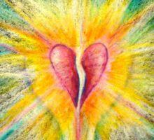Heart Opener Sticker
