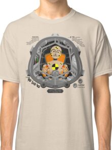 Piloted by a dummy Classic T-Shirt