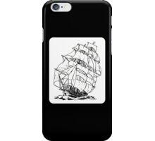 Clipper iPhone Case/Skin