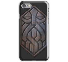 Steel Dwarven Sigil iPhone Case/Skin