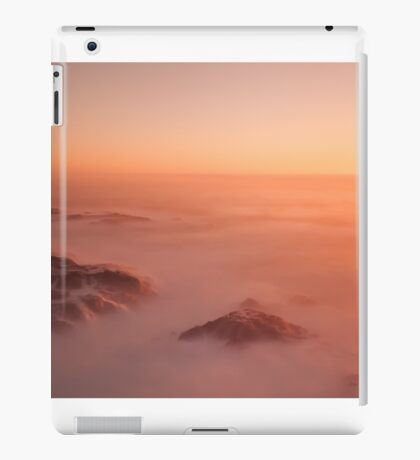Abstract Landscape #8440 iPad Case/Skin