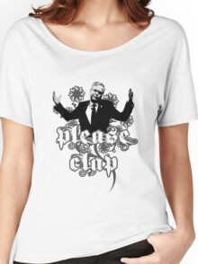 Please Clap Women's Relaxed Fit T-Shirt