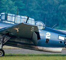 Eastern TBM-3R Avenger 53319 G-BTDP Sticker