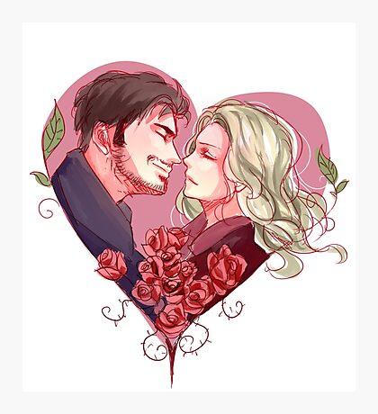 Valentines Day CS Photographic Print