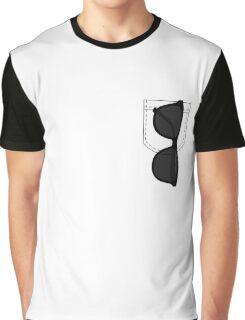 Pocket Full of Sunglasses  Graphic T-Shirt
