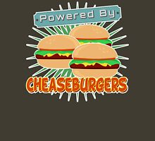 Powered by Cheaseburgers Unisex T-Shirt