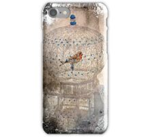 Bird in a gilded cage iPhone Case/Skin
