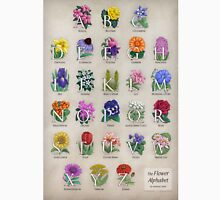 The Floral Alphabet Classic T-Shirt