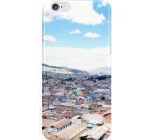 Quito iPhone Case/Skin