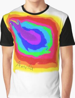 Weather Map Graphic T-Shirt