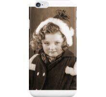 Little German Girl living in The Third Reich iPhone Case/Skin
