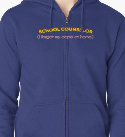 Super School Counselor T-Shirt