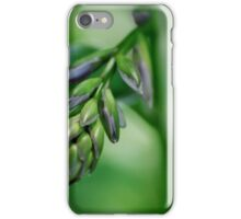 Hosta Flowers iPhone Case/Skin