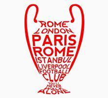Liverpool Champions League Unisex T-Shirt