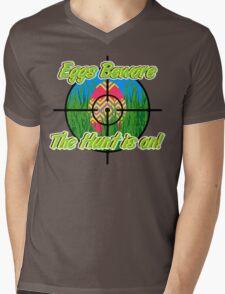 Eater hunt Mens V-Neck T-Shirt