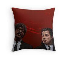 Jules & Vincent Throw Pillow
