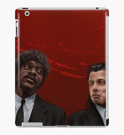 Jules & Vincent iPad Case/Skin
