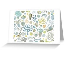 Natural Forms Greeting Card