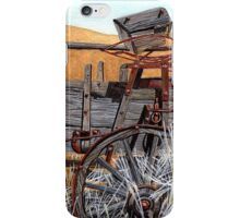 """""""Wagon"""" by Jerry """"Doc"""" Watson iPhone Case/Skin"""