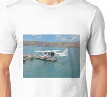 Cessna Caravan Seaplane, Talbot Bay, Western Australia Unisex T-Shirt