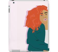 SZA iPad Case/Skin
