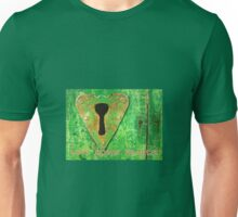 Love opens Hearts  Unisex T-Shirt