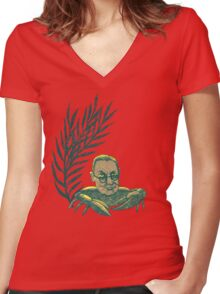 Prufrock Women's Fitted V-Neck T-Shirt