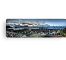 Clonque Bay, Alderney Canvas Print