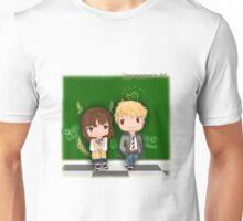 Wolf girl & Black prince ~ Erika x Kyouya (A) Unisex T-Shirt