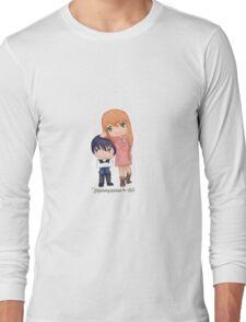 Soredemo sekai wa utsukushiii ~ Livius x Nike (A) Long Sleeve T-Shirt