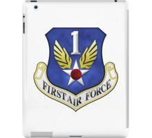 First Air Force Emblem iPad Case/Skin
