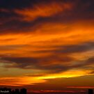 Pounding surf in the sky by MarianBendeth