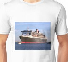 Queen Mary 2 cruise ship Unisex T-Shirt