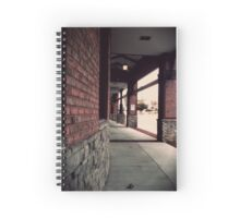 Stone and Brick Spiral Notebook