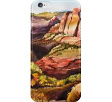 Escalante Vista iPhone Case/Skin