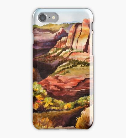 Escalante Vista iPhone Case/Skin