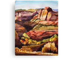 Escalante Vista Canvas Print