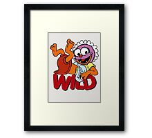 Muppet Babies - Baby Animal - Wild Framed Print