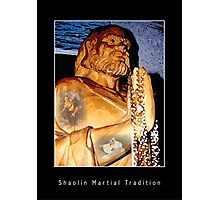 Shaolin Martial Tradition #2 Photographic Print
