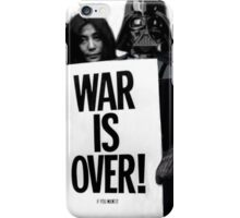 Darth Vader with Yoko Ono iPhone Case/Skin