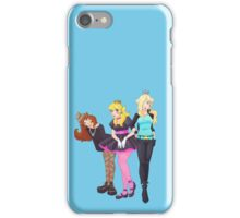 Nintendo:: Princesses iPhone Case/Skin